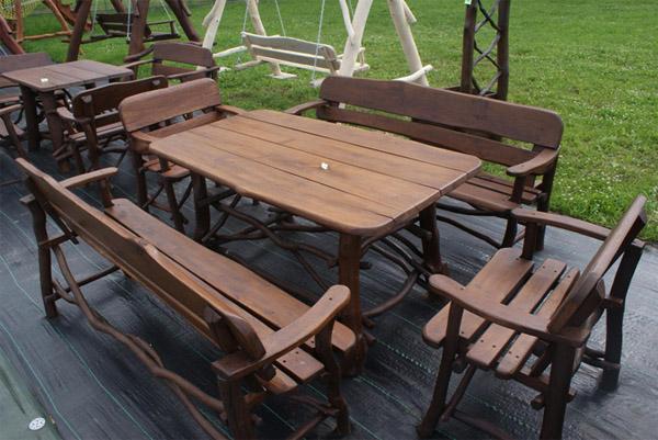 Zestaw drewniany stół + 2 krzesła NIEMIECKI NOWY Białystok